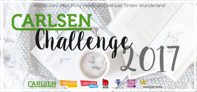 Carlsen Lese-Challenge 2017