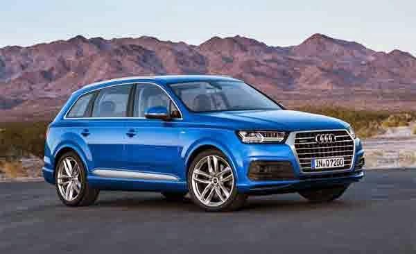 2016 Audi Q7 Redesign