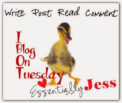 I Blog on Tuesdays Link up