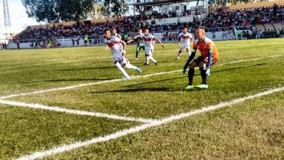 Flamengo de Guanambi e Flu de Feira empatam no primeiro jogo da decisão
