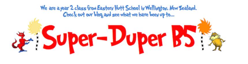 2016 Super-Duper B5