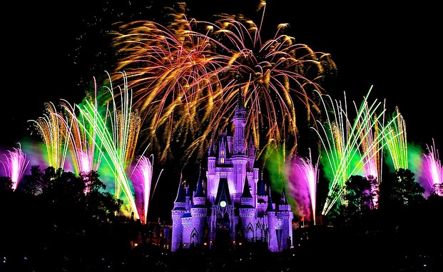 Halloween Disney Magic Kingdom
