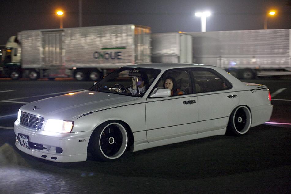 Nissan Cima, JDM