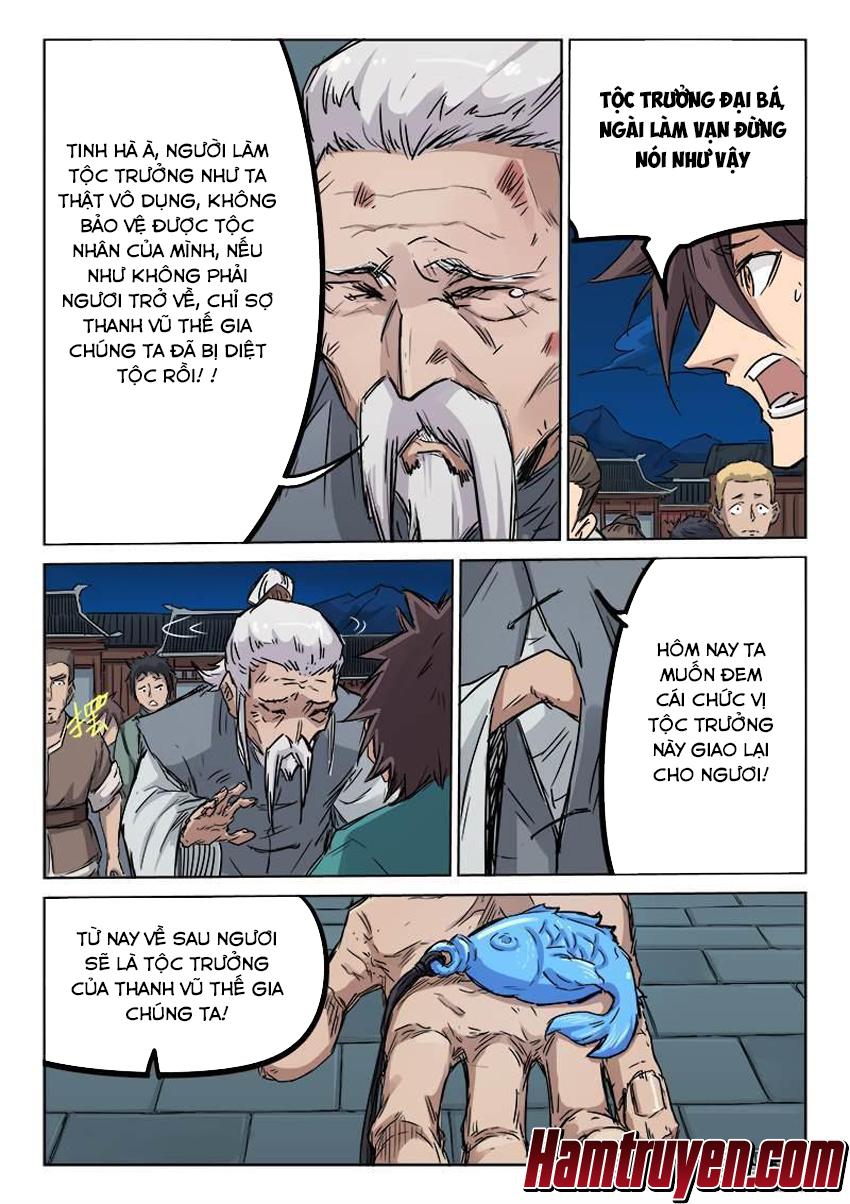 Tinh Võ Thần Quyết Chap 126 - Trang 6