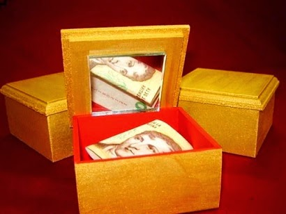 Feng shui para negocios caja del dinero ana maria balarezo - Atraer dinero feng shui ...