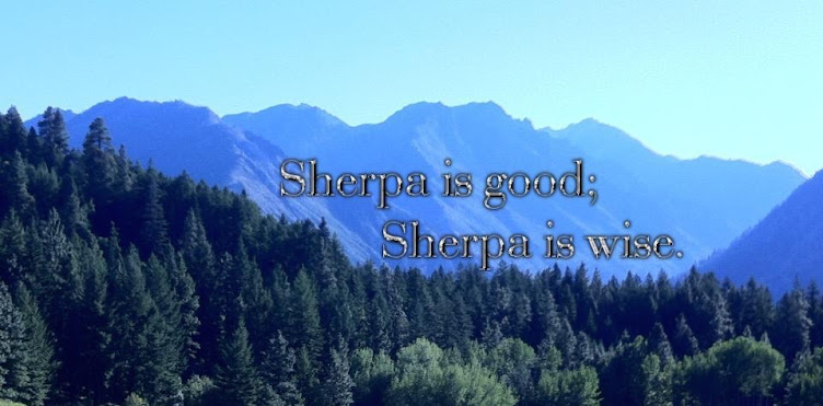 Sherpa is good