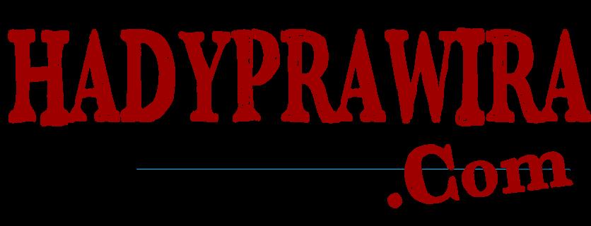 Hady Prawira - Blog Pribadi