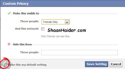 HOW TO : Hide Facebook Status Updates From Specific People
