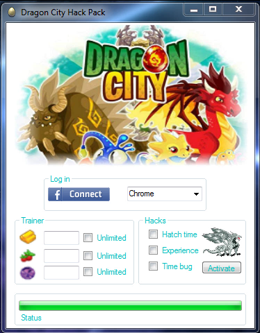 Hack de gemas de dragon city actualizado Junio 2014!