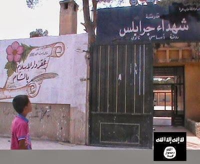 Figure  Isis Run School In Jarabulus Martyrs Of Jarabulus
