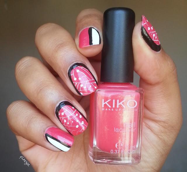 Kiko 488 - Ruffian & Stamping