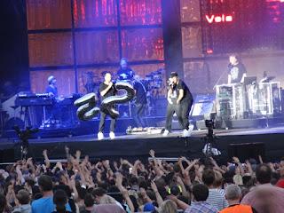 21.08.2015 Dortmund - Westfalenpark: Die Fantastischen Vier