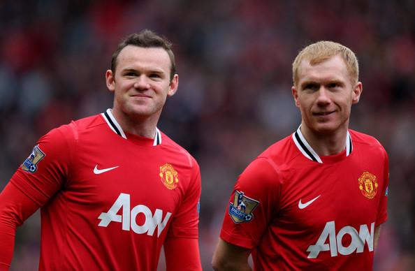Keputusan Manchester United Vs Aston Villa 15 April 2012