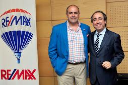 Con Emilio Duró