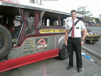 Jurassic Jeepny