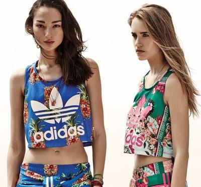 Adidas Originals y Farm colección 2014