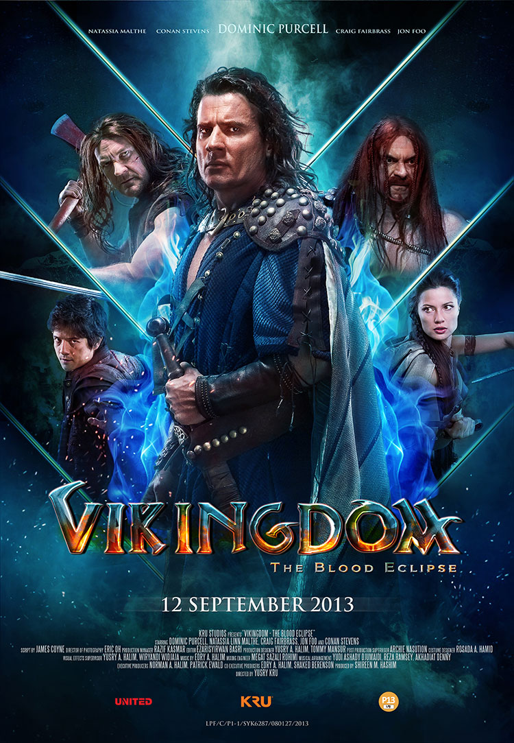Watch Vikingdom 3D Movie