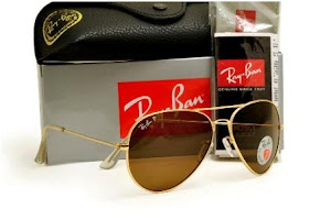 AVIATOR FRAME GOLD LENSE BROWN