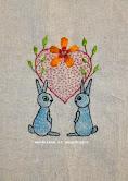 Free Pattern - Bunny Love