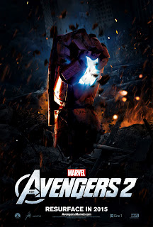 MARVEL'S THE AVENGERS MOVIE 2015