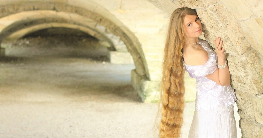 rapunzel model with very long hair pictures of girls and