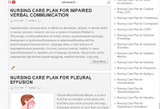 Nursing Care Plan Examples