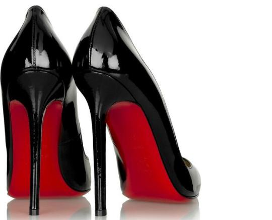 scarpe simili louboutin