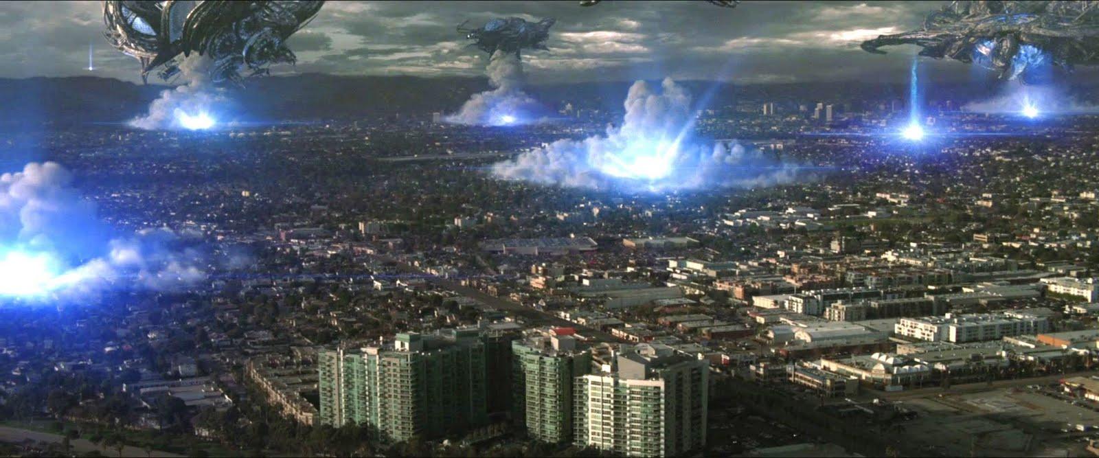 Resultado de imagen para extraterrestres atacando la tierra