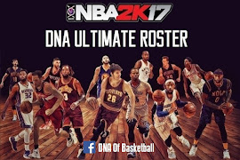 NBA 2K17 DNA Ultimate Roster Update v2.2 Released!!!