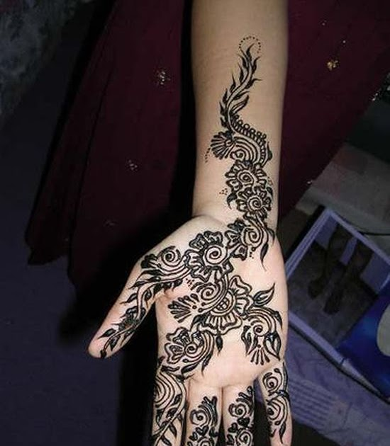 Mehndi Diya Photo : Bridal mehndi designs for hands patterns feet arabic