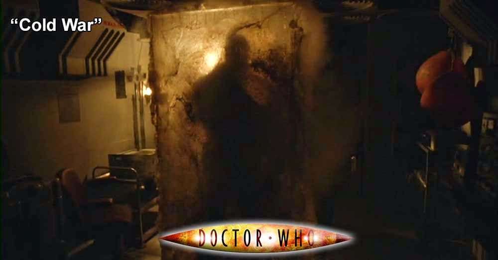 Doctor Who 234: Cold War