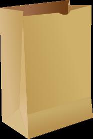 SVG Paper Bag Version 2