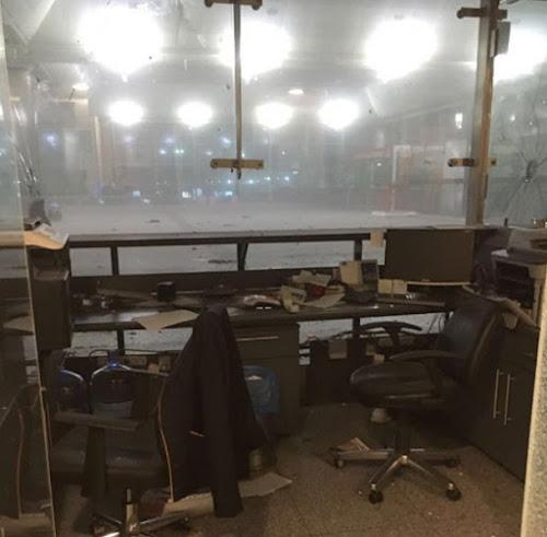 Explosões atingem o aeroporto de Istambul