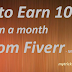 How to Earn 1000$ in a month from Fiverr - Make Quick Money