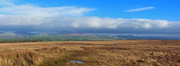 Three Peaks, Ingleborough, Whernside, Pen-y-ghent