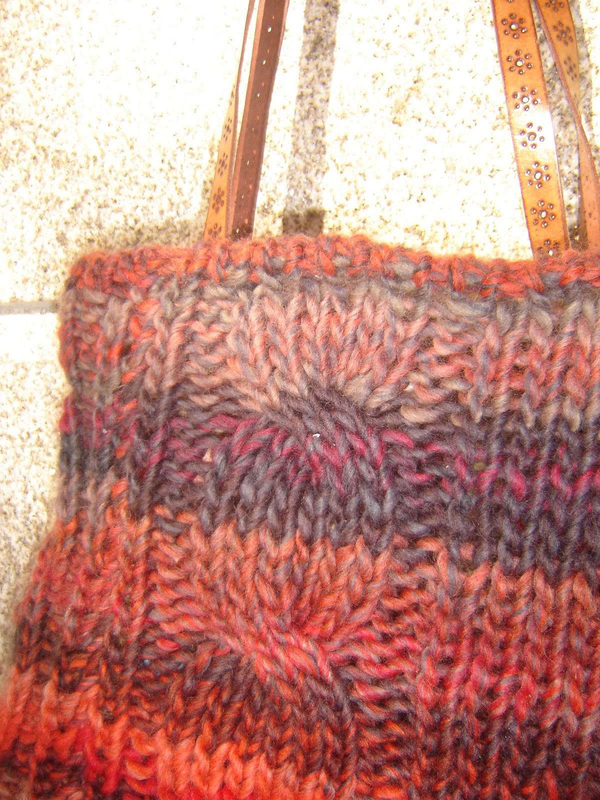 El bosque de lana vamos a reciclar bolsos viejos - Reciclar restos de lana ...