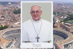 Francisco, Papa