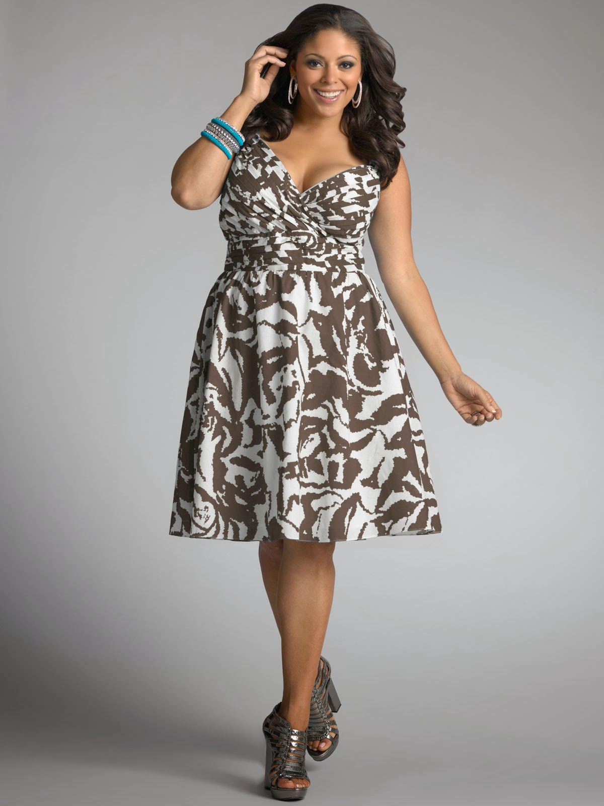 Beautiful Dresses For Healthy Women  Plus Size Dresses For Healthy Ladies