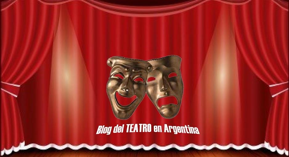 Blog del TEATRO en Argentina