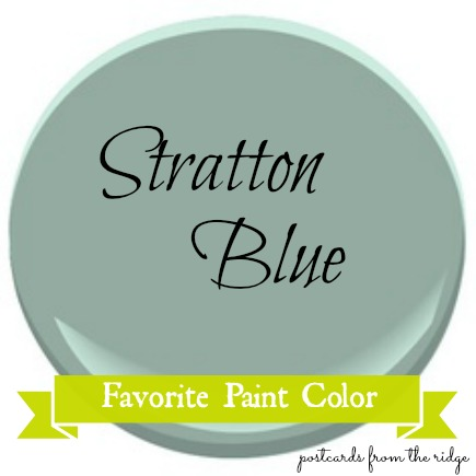 Stratton Blue Is A Color That Would Go Great With Cream Orange Cranberry Or Yellow Greens It Has Some Gray Undertones So Strong Clear Bright Colors