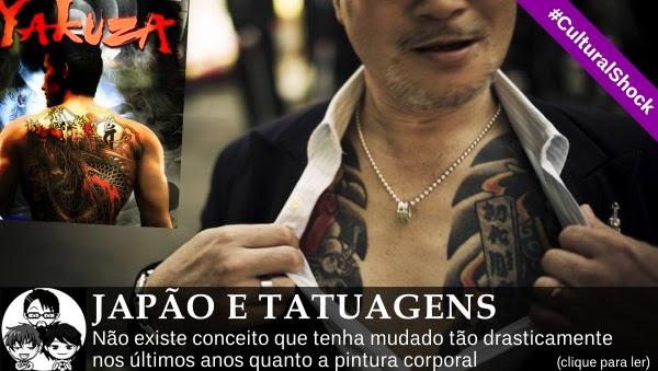 Pocket Hobby - www.pockethobby.com - #CulturalShock - Japão e Tatuagens