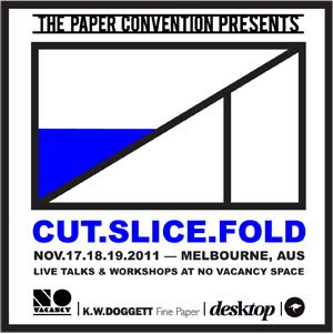 CUT.SLICE.FOLD. // MELBOURNE