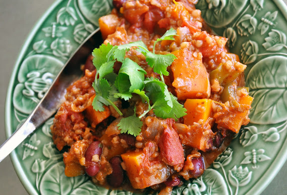 Recipe: Pumpkin chili
