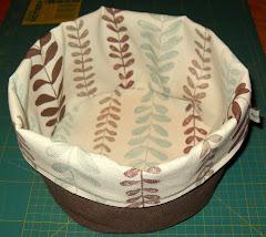 Brødkurv ~ Bread Basket - Tutorial