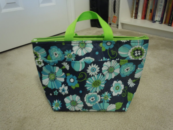 Thirty-One Gifts Thermal Tote Giveaway
