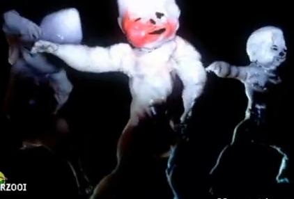La Danza de los bebes Mutantes