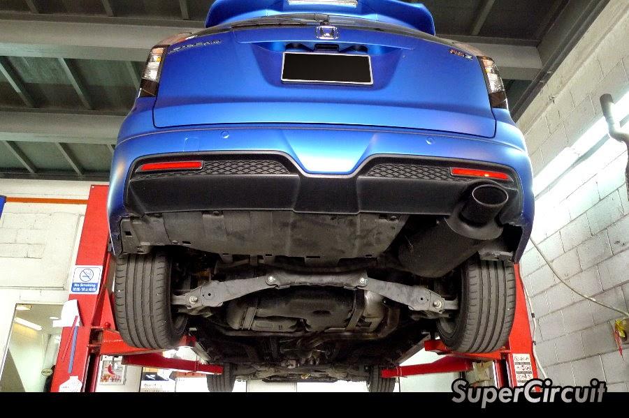 SUPERCIRCUIT Exhaust P...