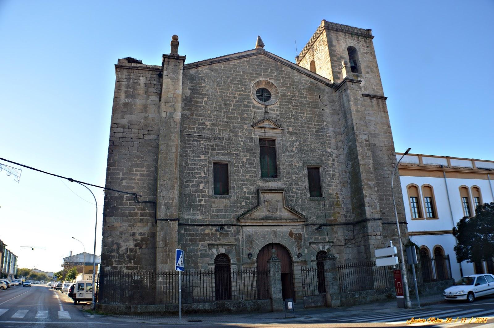 Resultado de imagen de iglesia dominicos trujillo extremadura