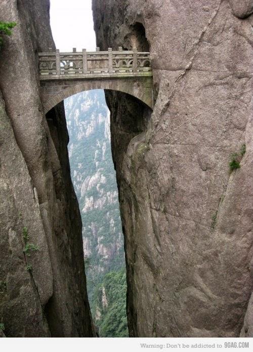 Bridge of the Immortals China