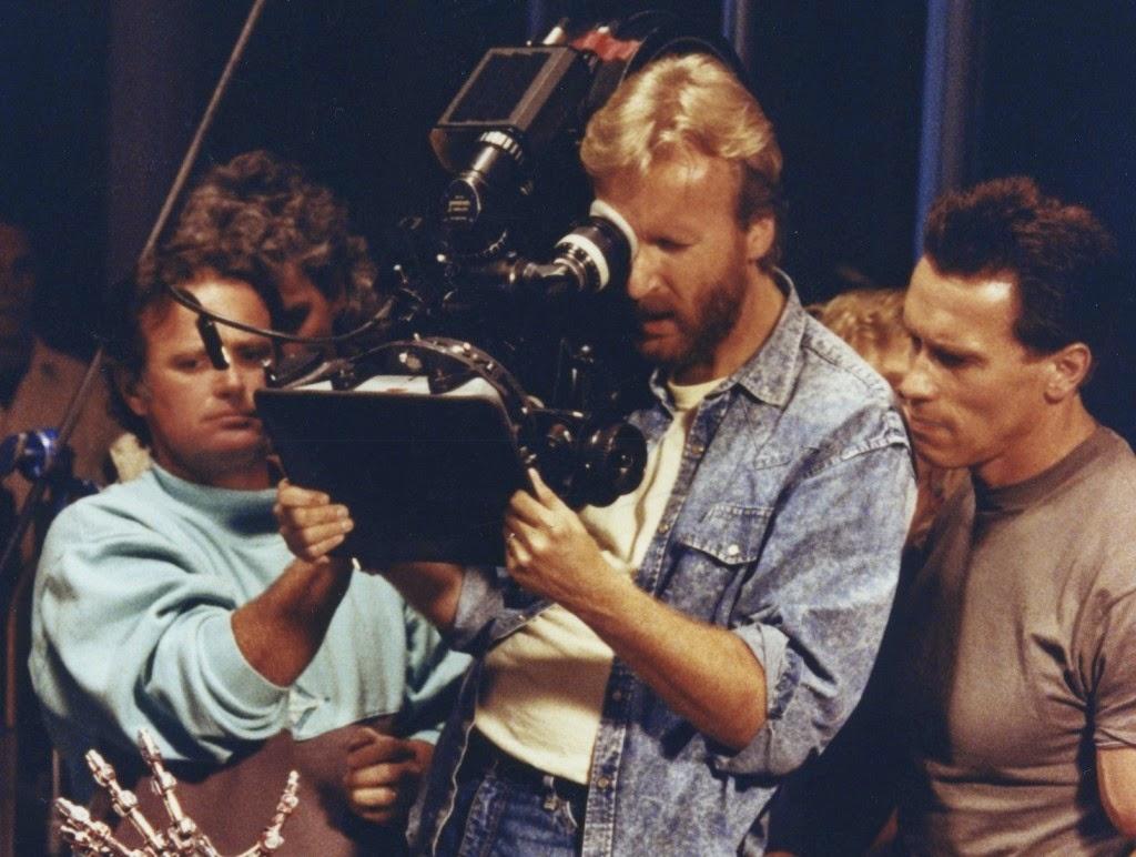Terminator 2, detrás de las cámaras